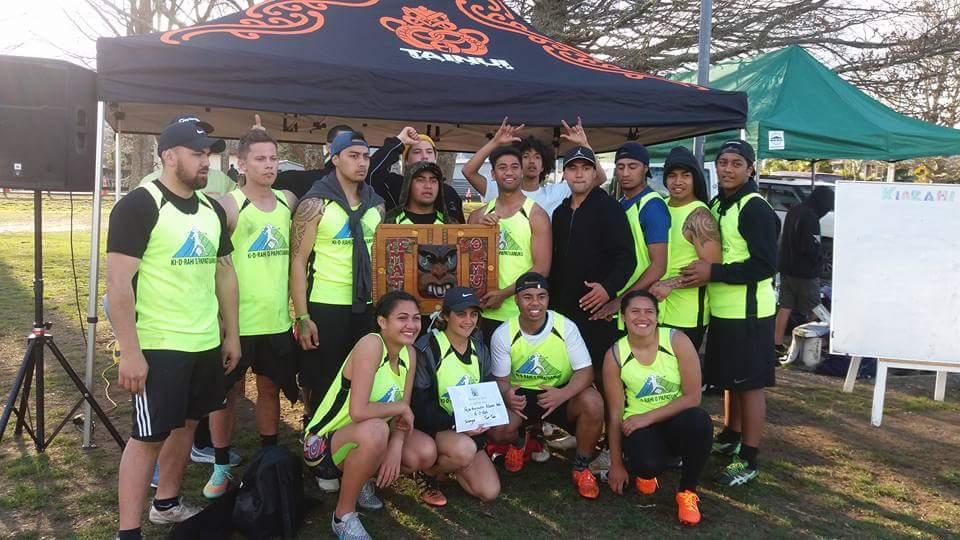 2016 Ki o Rahi Champions - Papatuanuku Marae