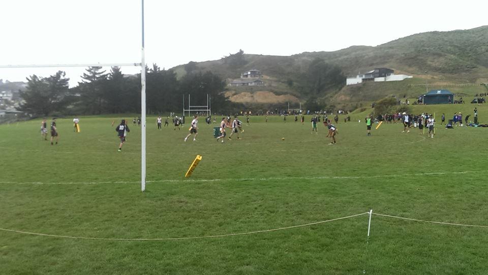 2016 Wellington Secondary School Ki o Rahi Regionals