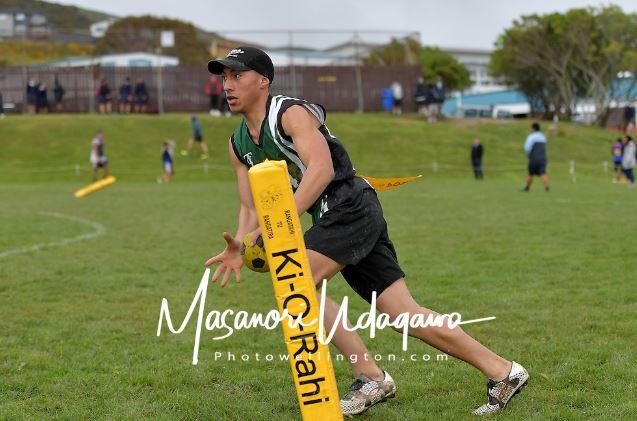 Taita College Student, Wellington Ki o Rahi Regionals 2016 - courtesy  Masanori Udagawa