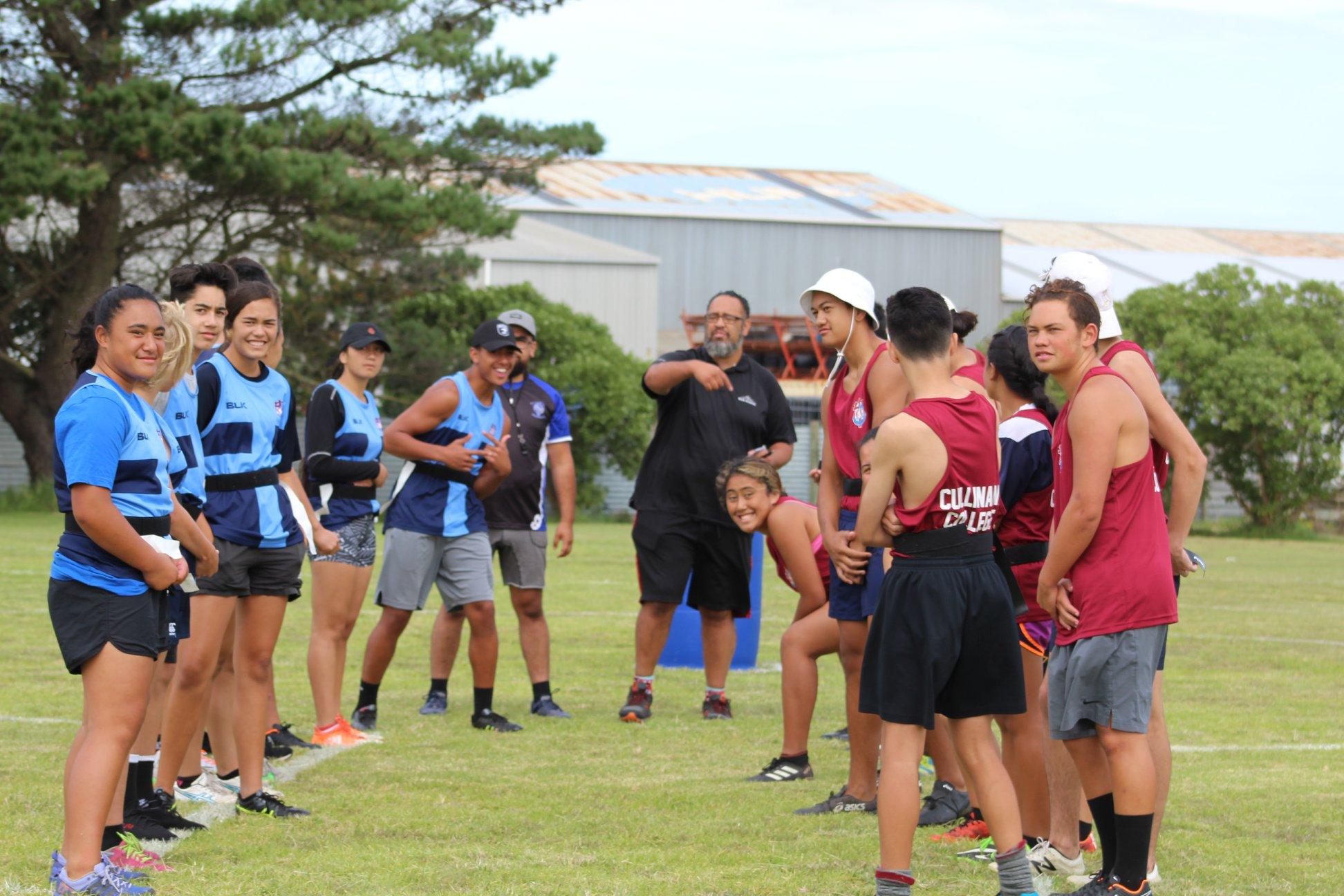 Cullinane College 2018 Whanganui Ki o Rahi Regionals