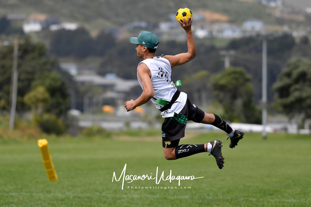 Jump Shot Wellington Senior Ki o Regionals 2018