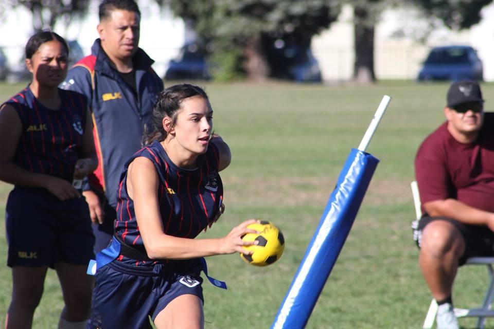2018 NZ Ki o Rahi Secondary School Nationals - Rotorua Boys and Girls High Schools