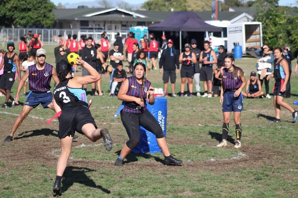 2018 NZ Secondary School Ki o Rahi Nationals - Rotorua Boys and Girls Kaitiaki