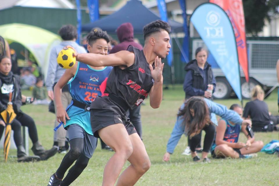 2018 NZ Secondary School Ki o Rahi Nationals - Tūranga Tāne