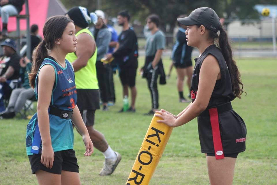 2018 NZ Secondary School Ki o Rahi Nationals - Tūranga Wāhine Tūranga Tāne