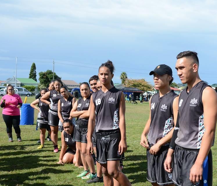 2018 NZ Secondary School K o Rahi Nationals - Te Kura Māori o Ngā Tapuwae
