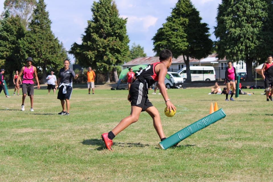 2019 Tuwharetoa Secondary School Ki o Rahi Regionals - Te Kura o Hirangi