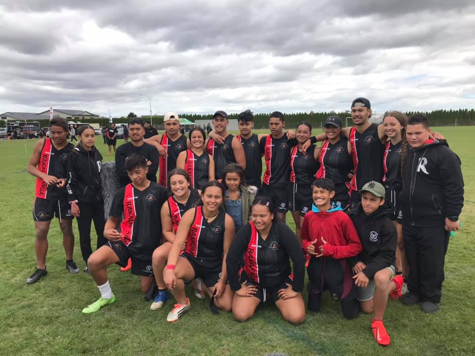 2019 NZ Secondary School Ki o Rahi National Champions - Te Wharekura o Rakaumangamanga