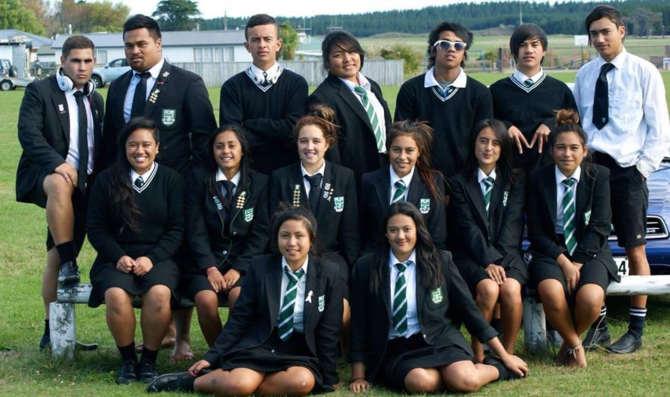 2013 NZ Secondary School Nationals - Whanganui - Taita College
