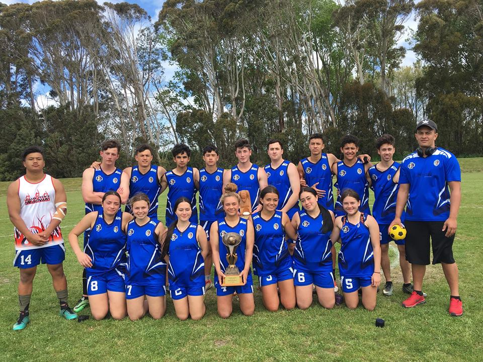 Palmerston North Boys and Girls - Regional Champions