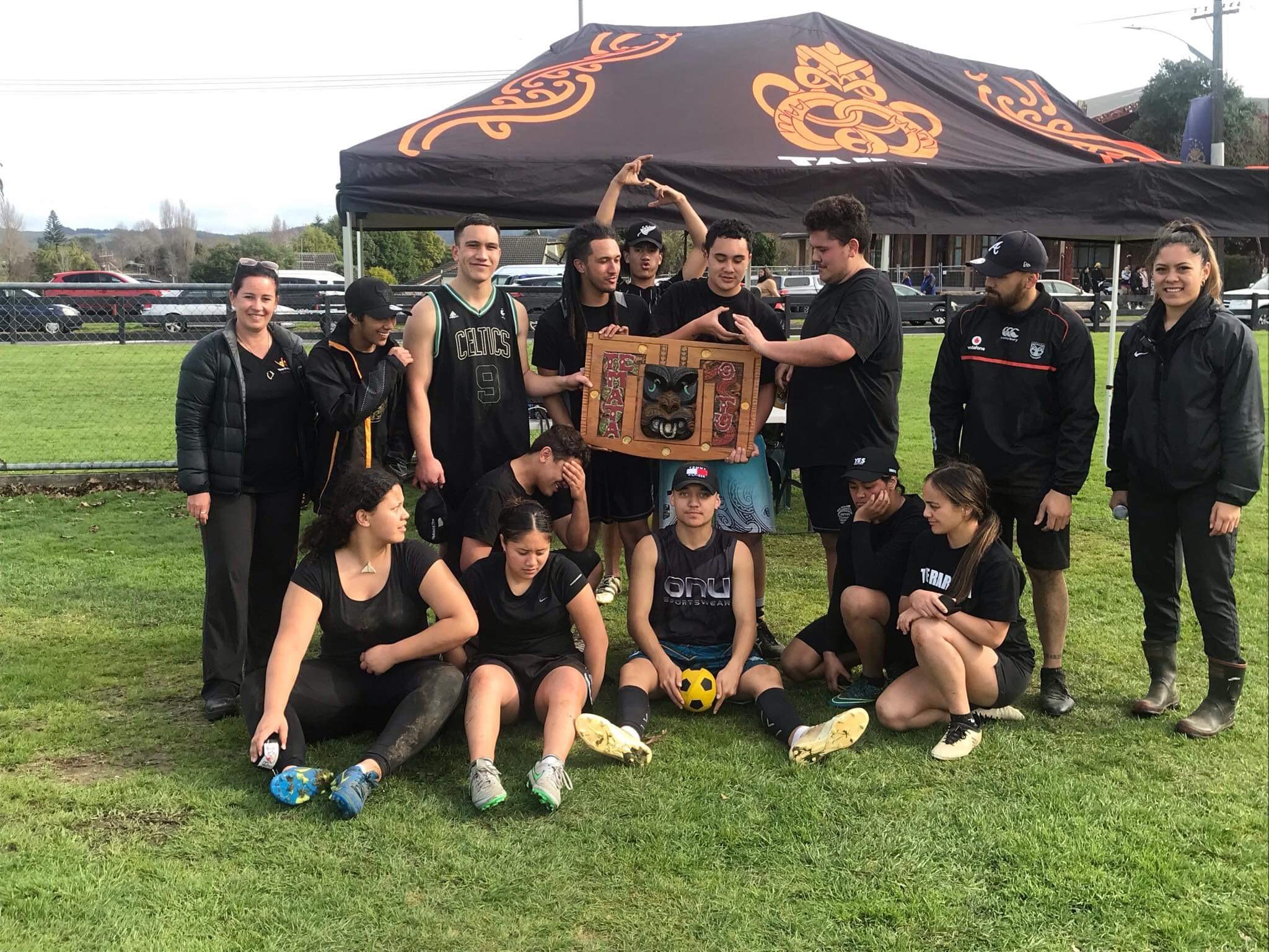 2019 Koroneihana Winners - South Auckland