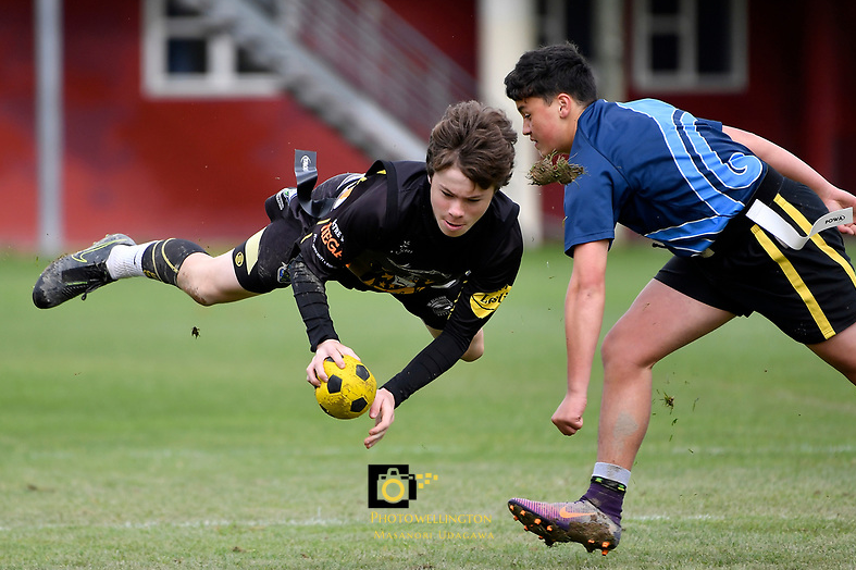 Dives - Wellington Ki o Rahi Regionals 2019
