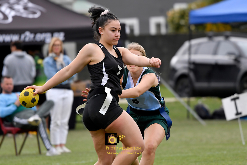 Hip Twists - Wellington Ki o Rahi Regionals 2019