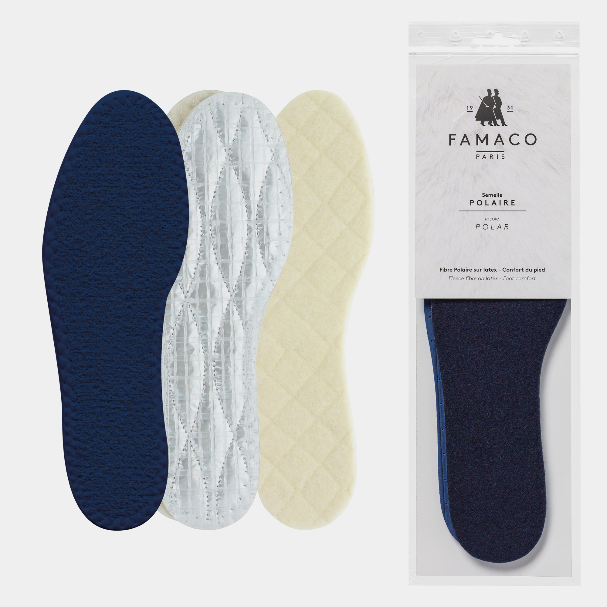 WINTER INSOLES