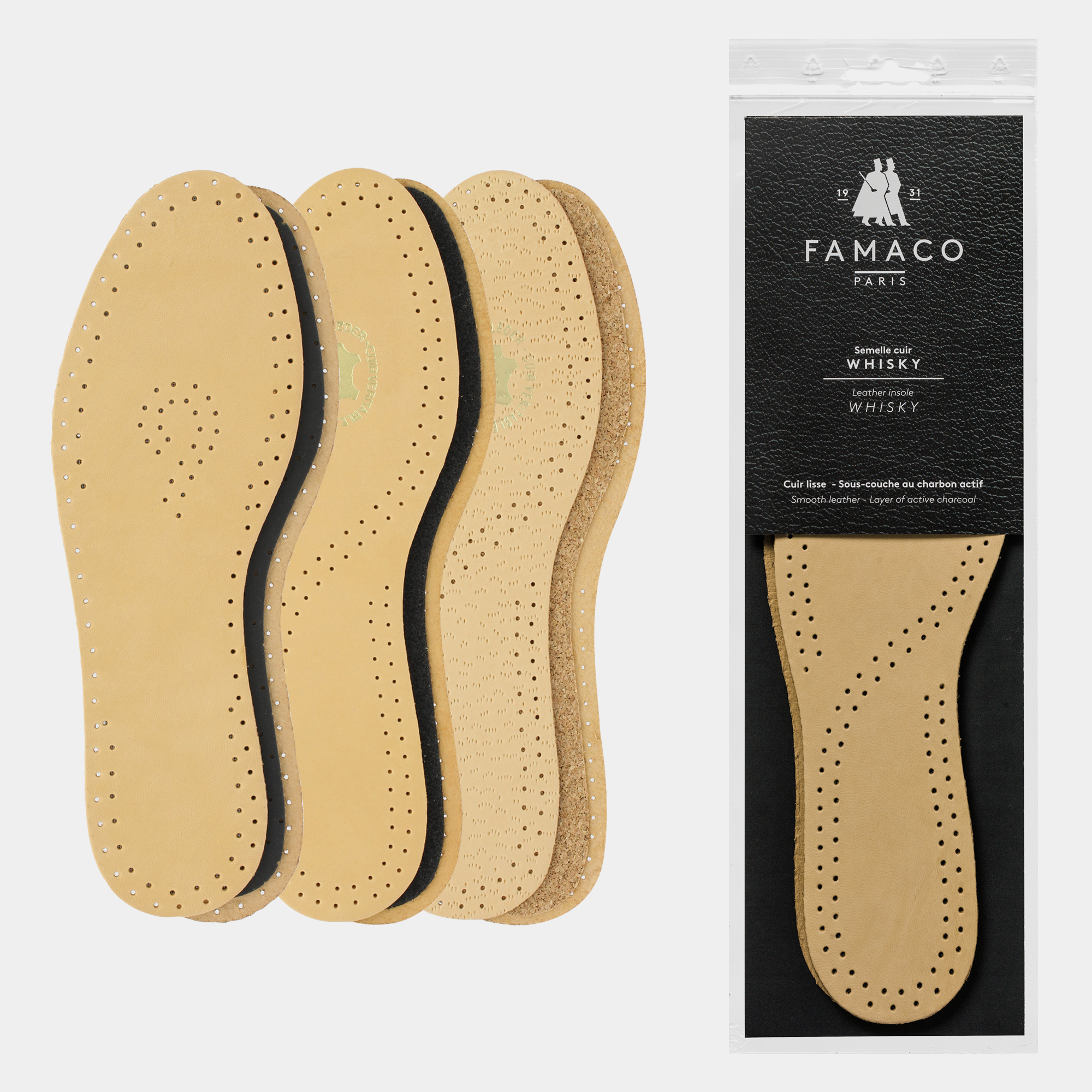 LEATHERS INSOLES