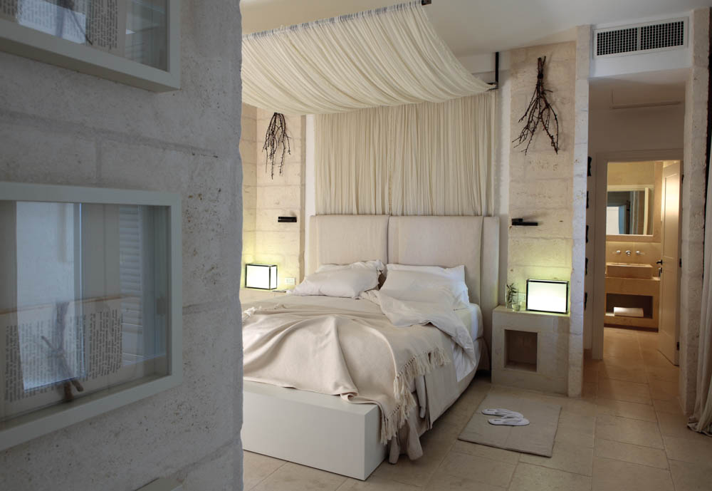 Nice sleeping atmosphere at Borgo Egnazia