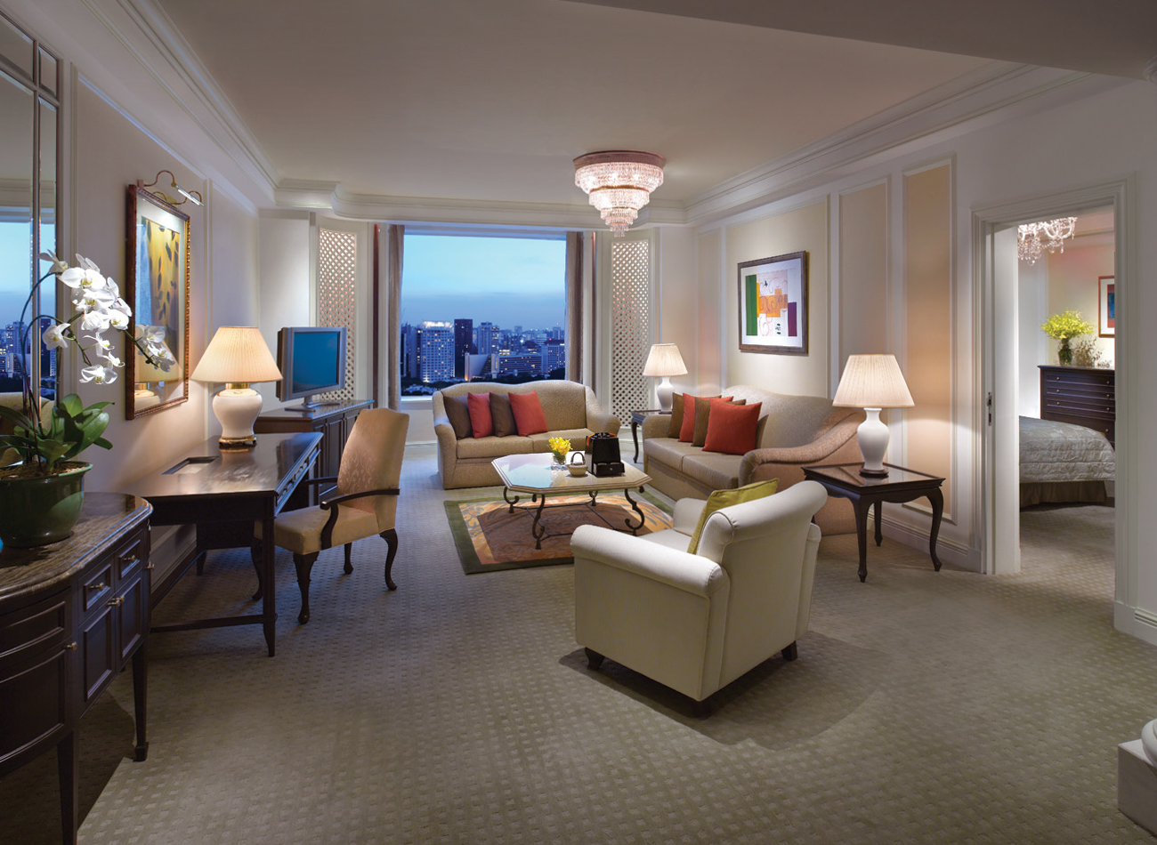 Suite in the Valley Wing