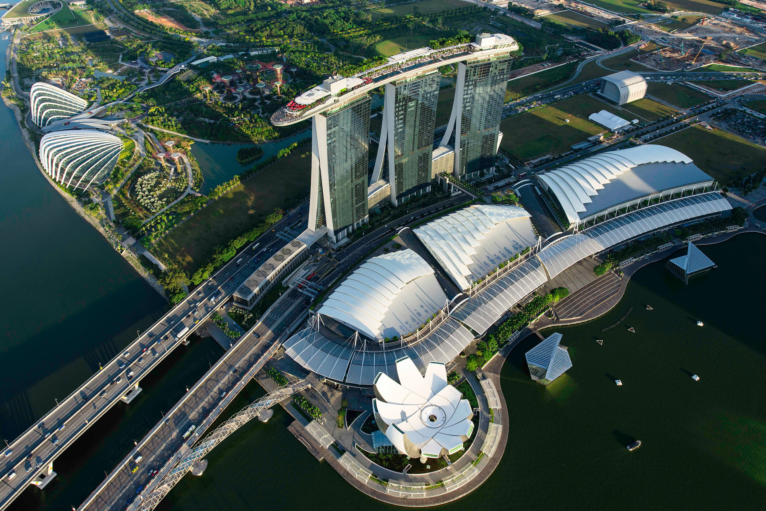 Marina Bay Sands Architects
