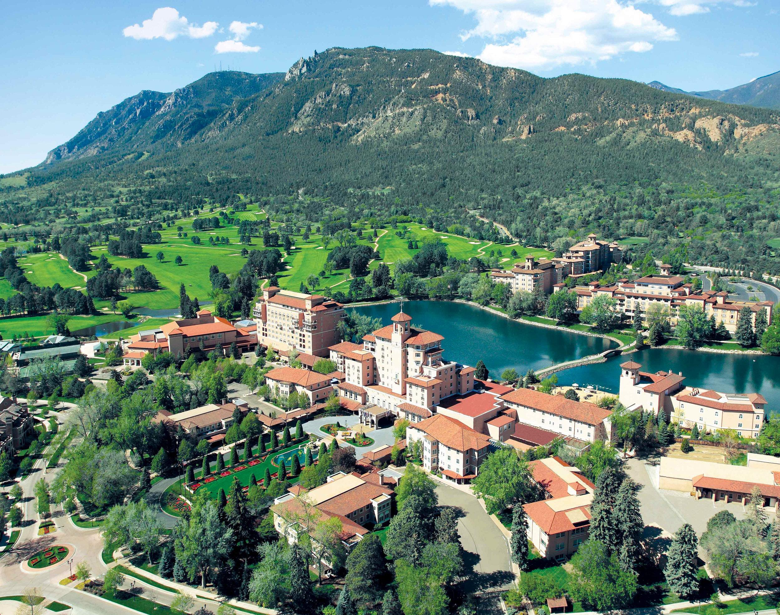 Skyview of Broadmoor