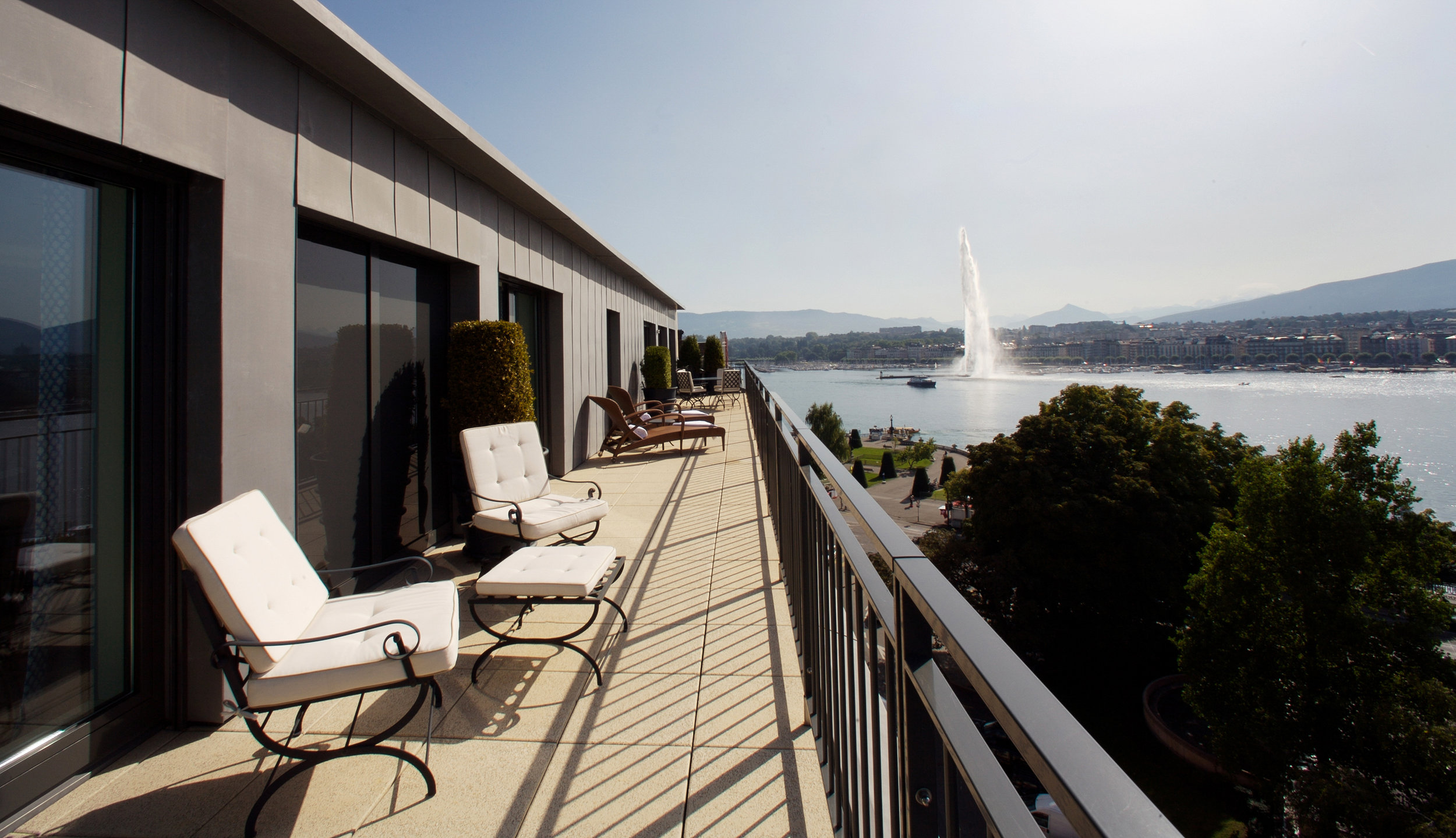 Le Richemond, Geneva_View from the terrace_Armleder Suite.JPG