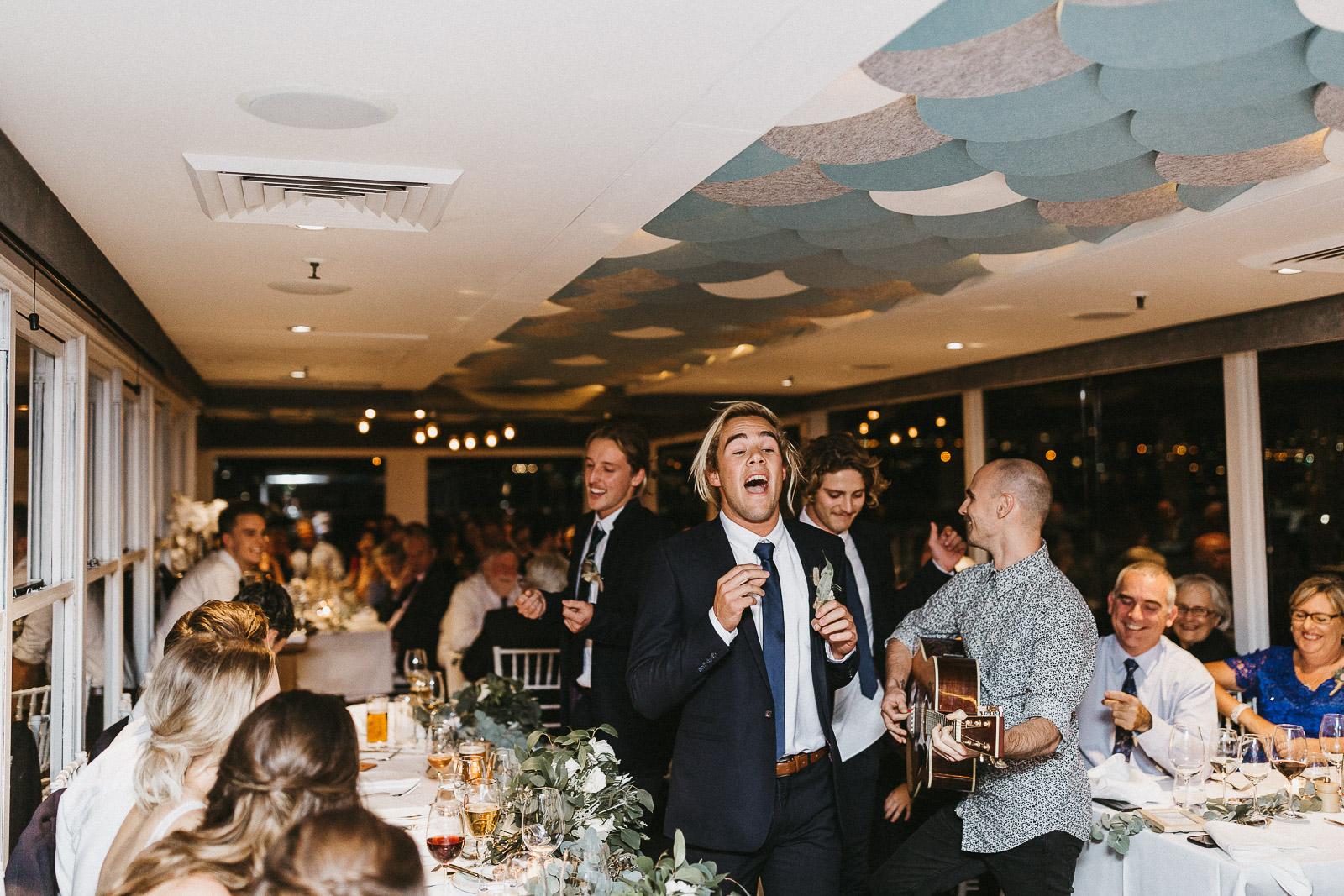 St Thomas North Sydney Wedding