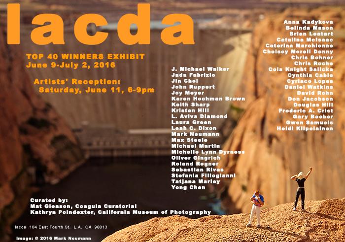 Artists' Reception: Saturday, June 11, 6-9m