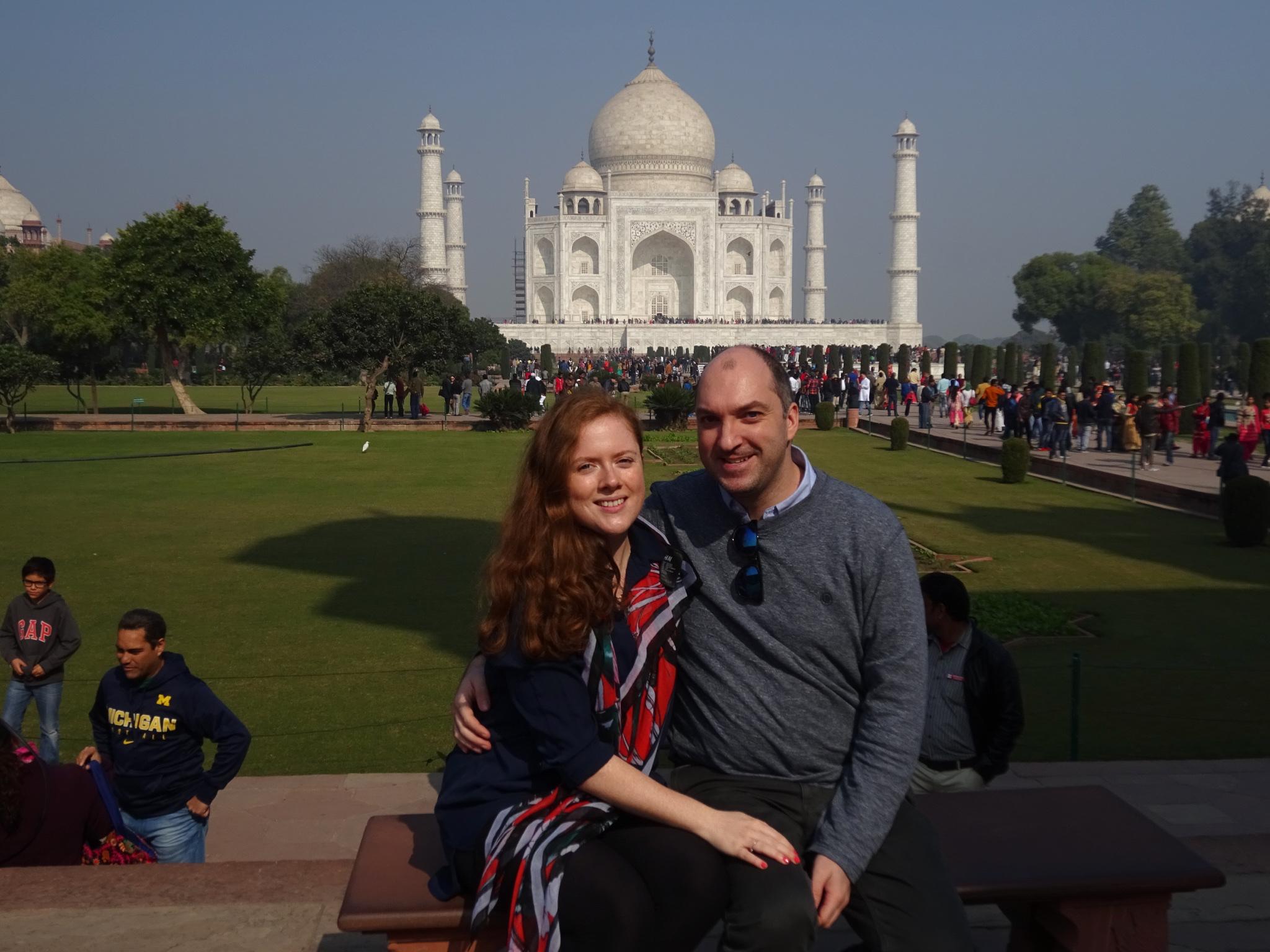 APrettyPlaceToPlay - Taj Mahal Diana Portrait