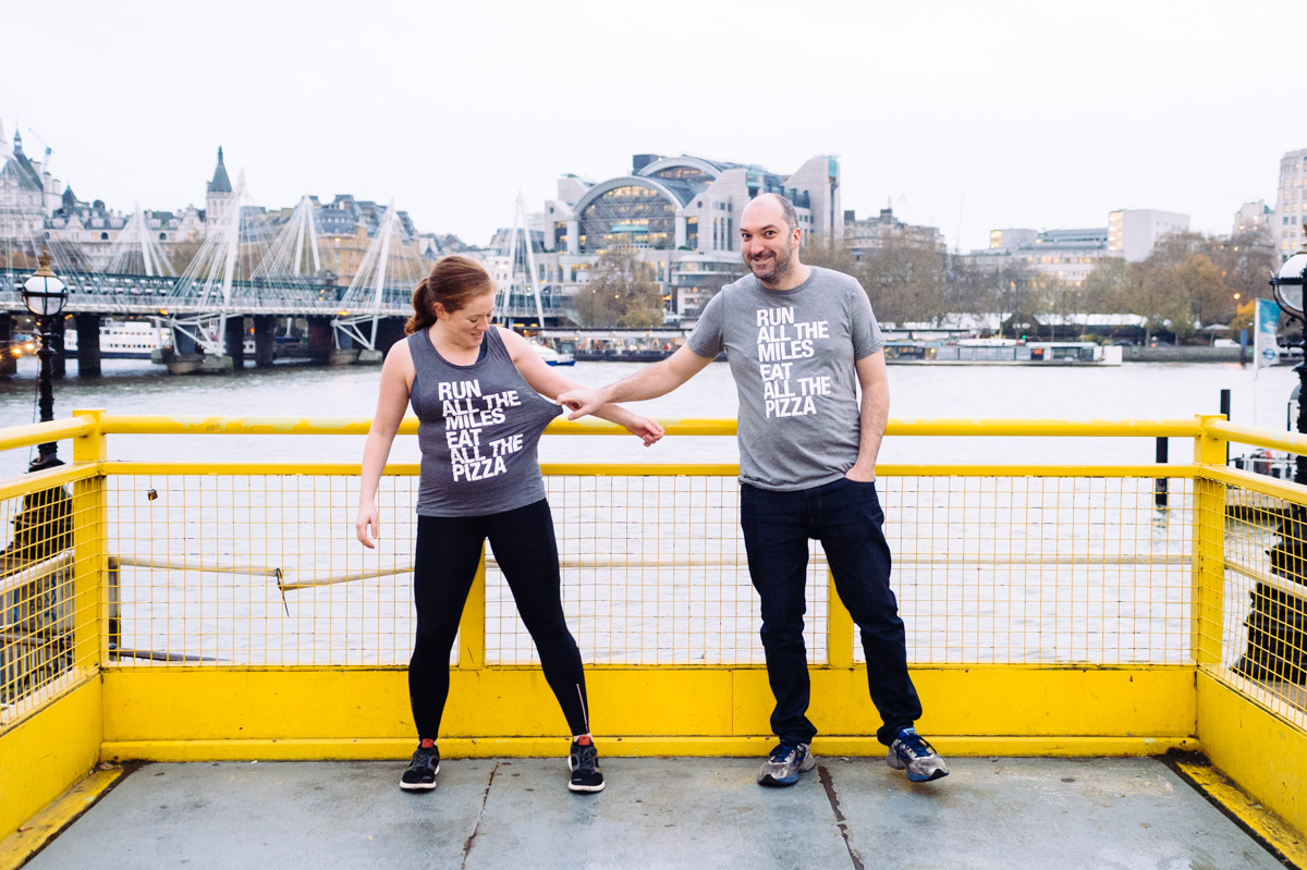 A Pretty Place To Play - balancing running and your relationship