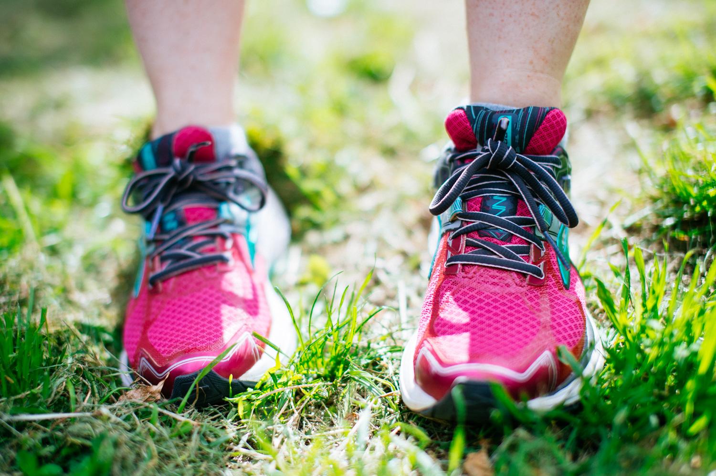 A Pretty Place to Play - Edinburgh Marathon Training weeks 1 to 5