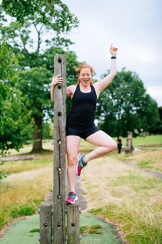 A Pretty Place to Play - Edinburgh Marathon Training weeks 1 - 5