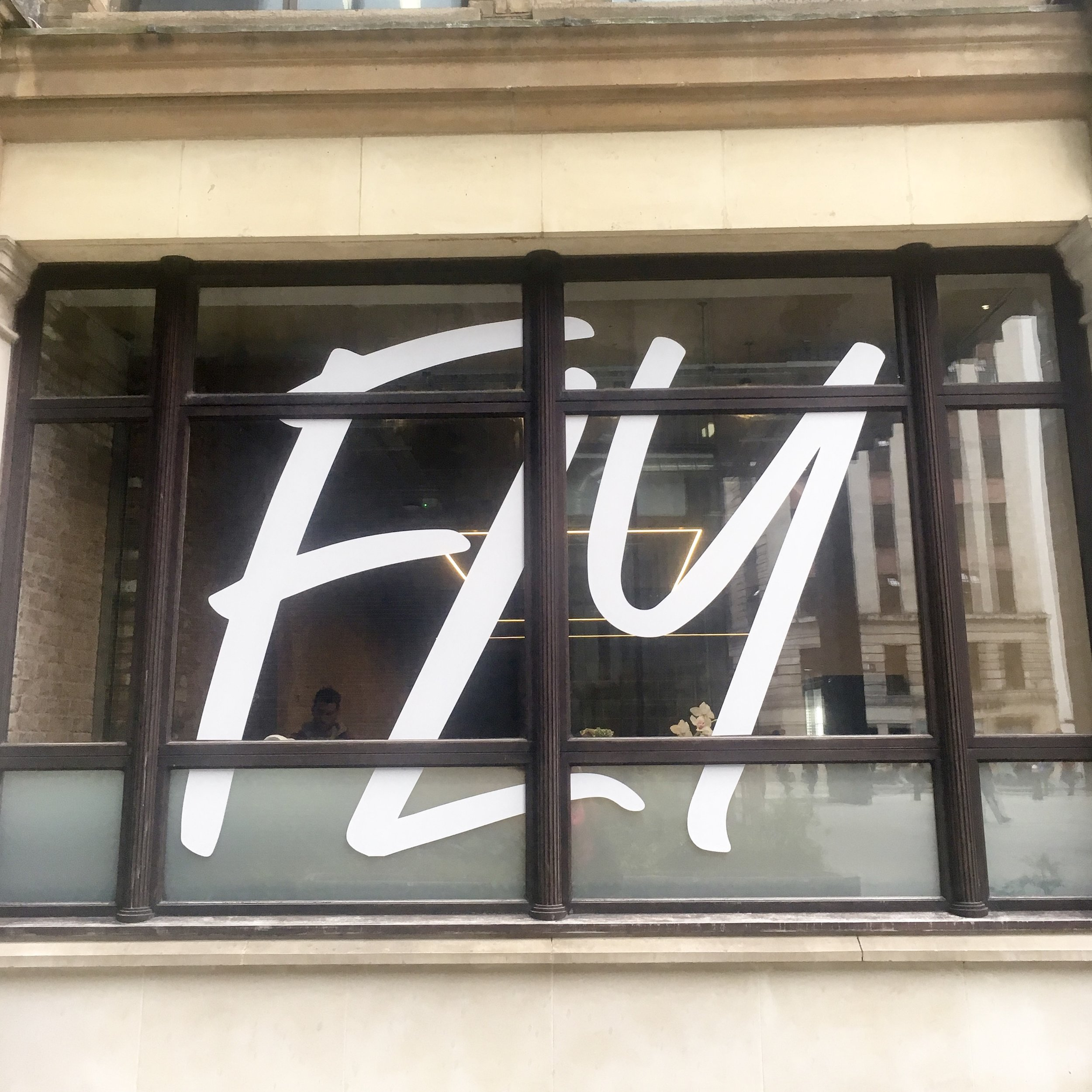 A Pretty Place To Play Tried & Tested FLY LDN