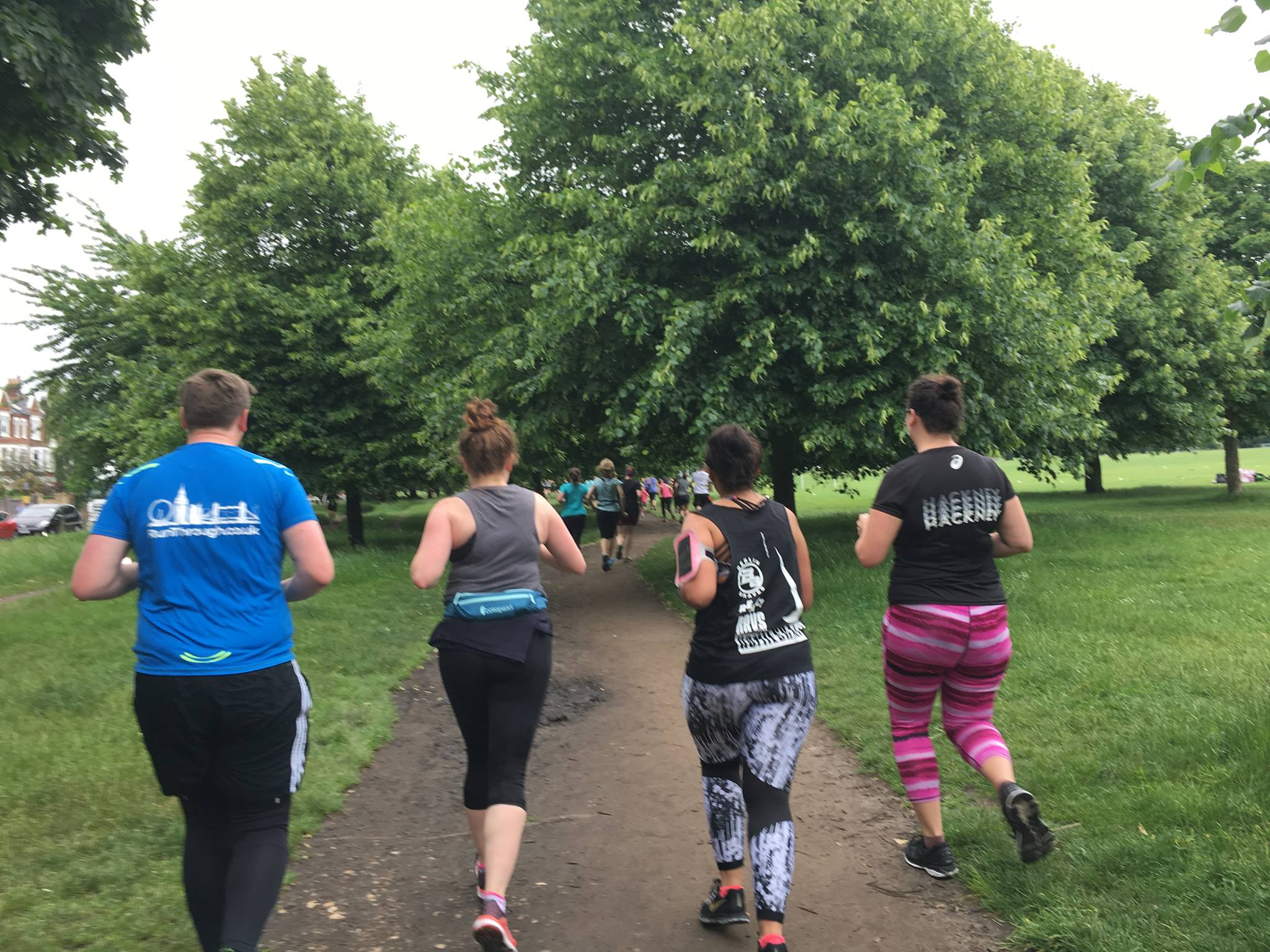 Clapham Common Park Run - A Pretty Place To Play