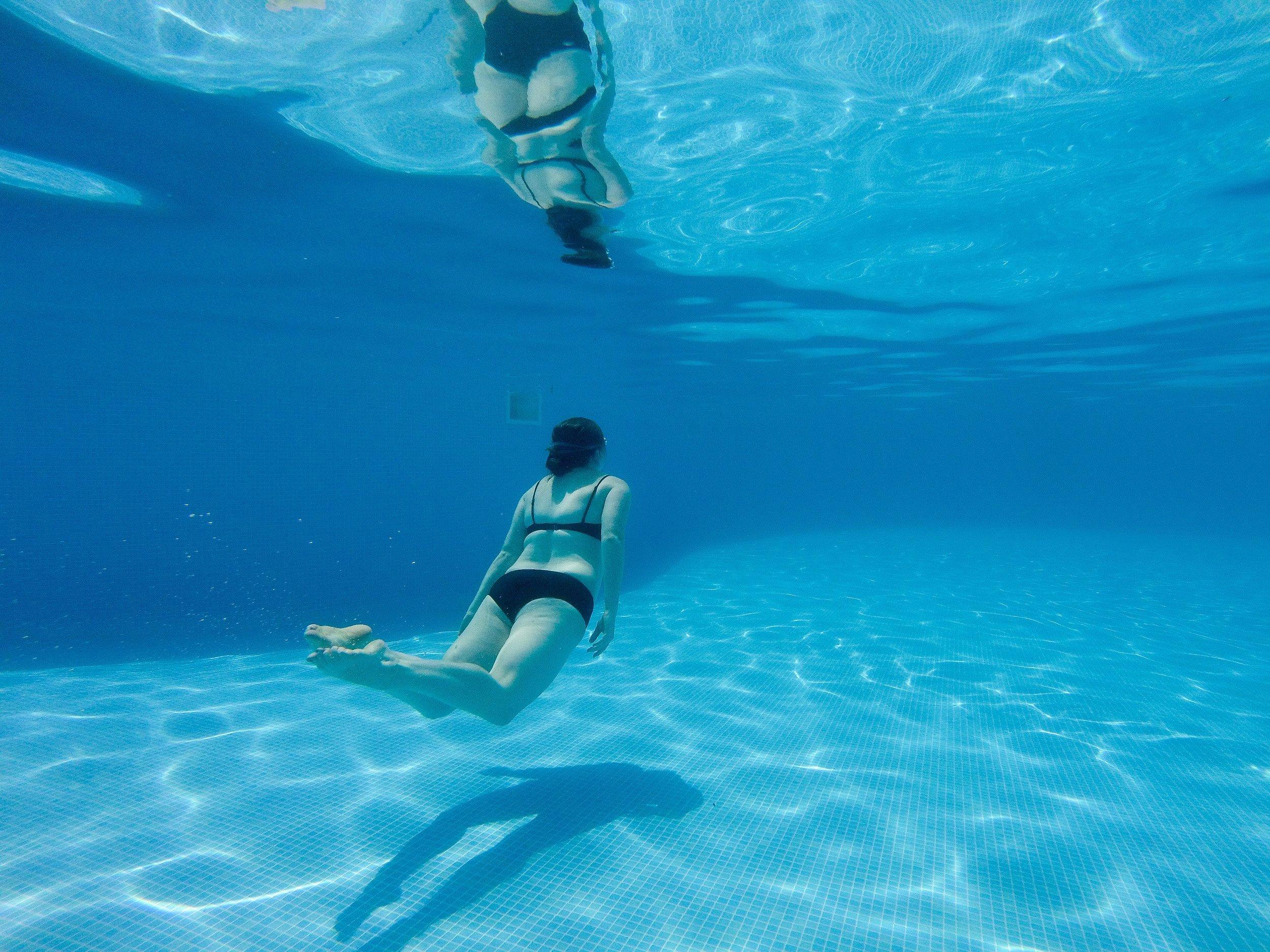 Eco Friendly Swimwear - A Pretty Place to Play