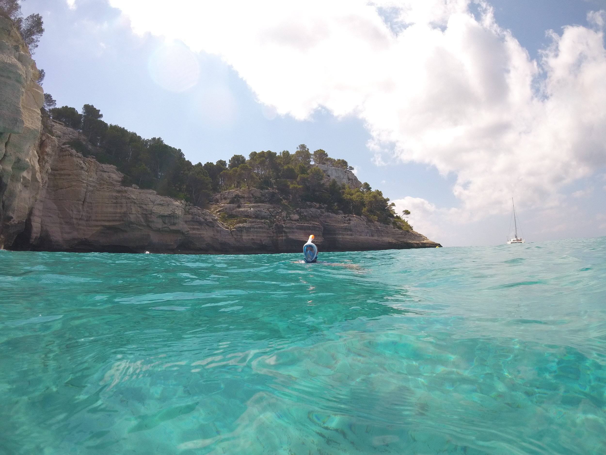 Our Favourite Beaches in Menorca - A Pretty Place To Play