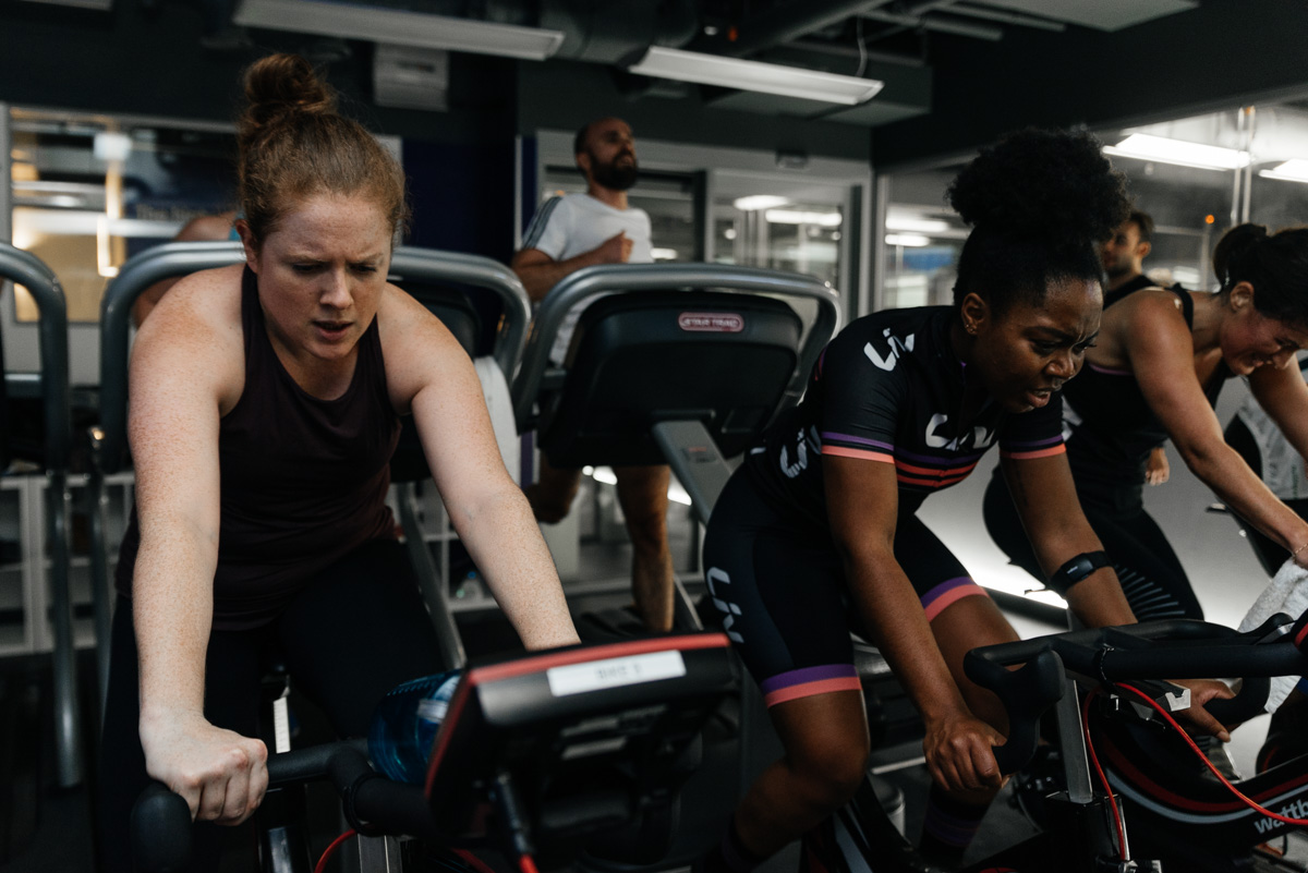 Should Instructors Give Different Levels of Resistance to Men and Women in Indoor Cycling Sessions - A Pretty Place to Play, London Running and Fitness Blog