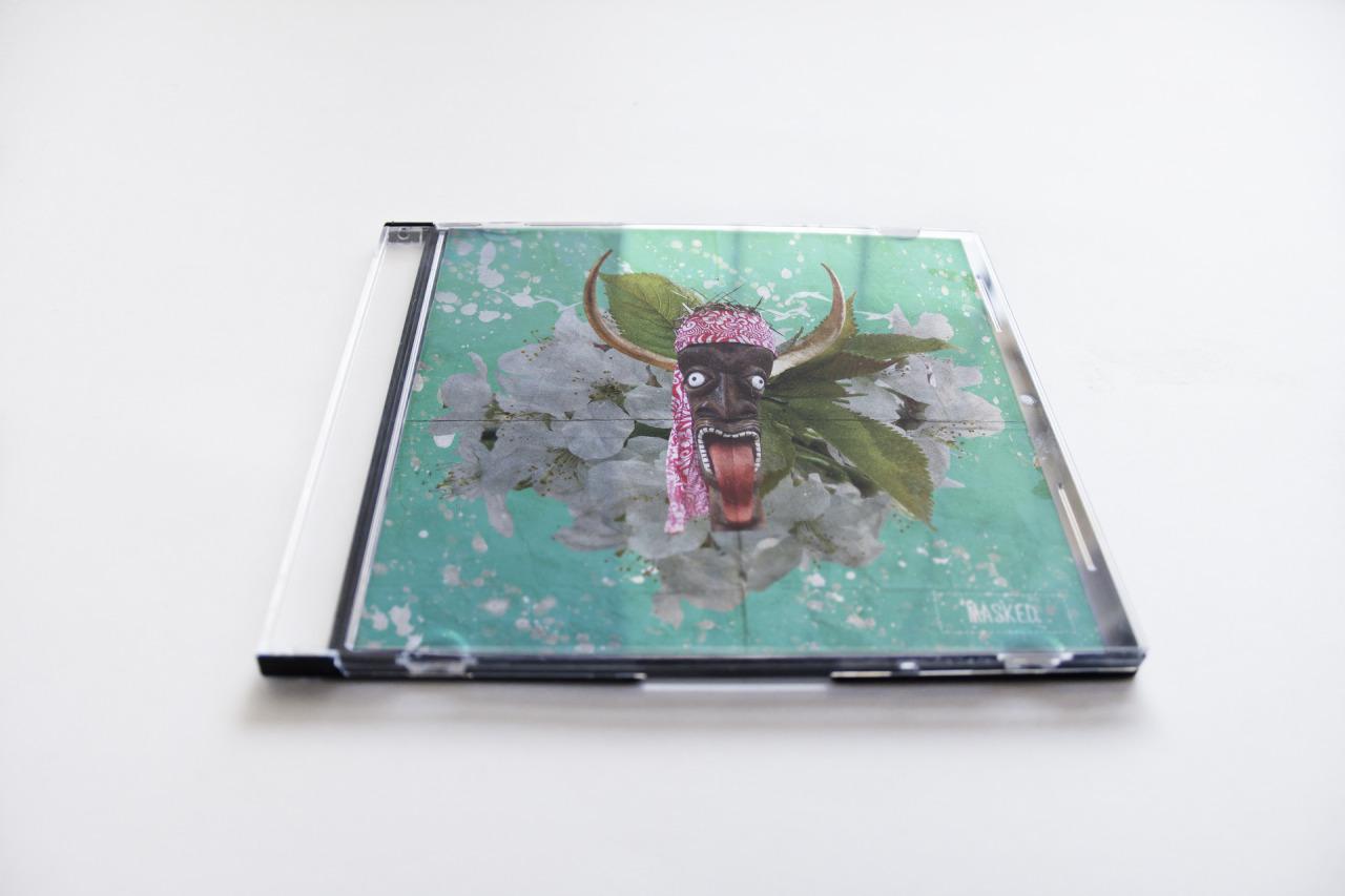 MASKED SHAMAN CD
