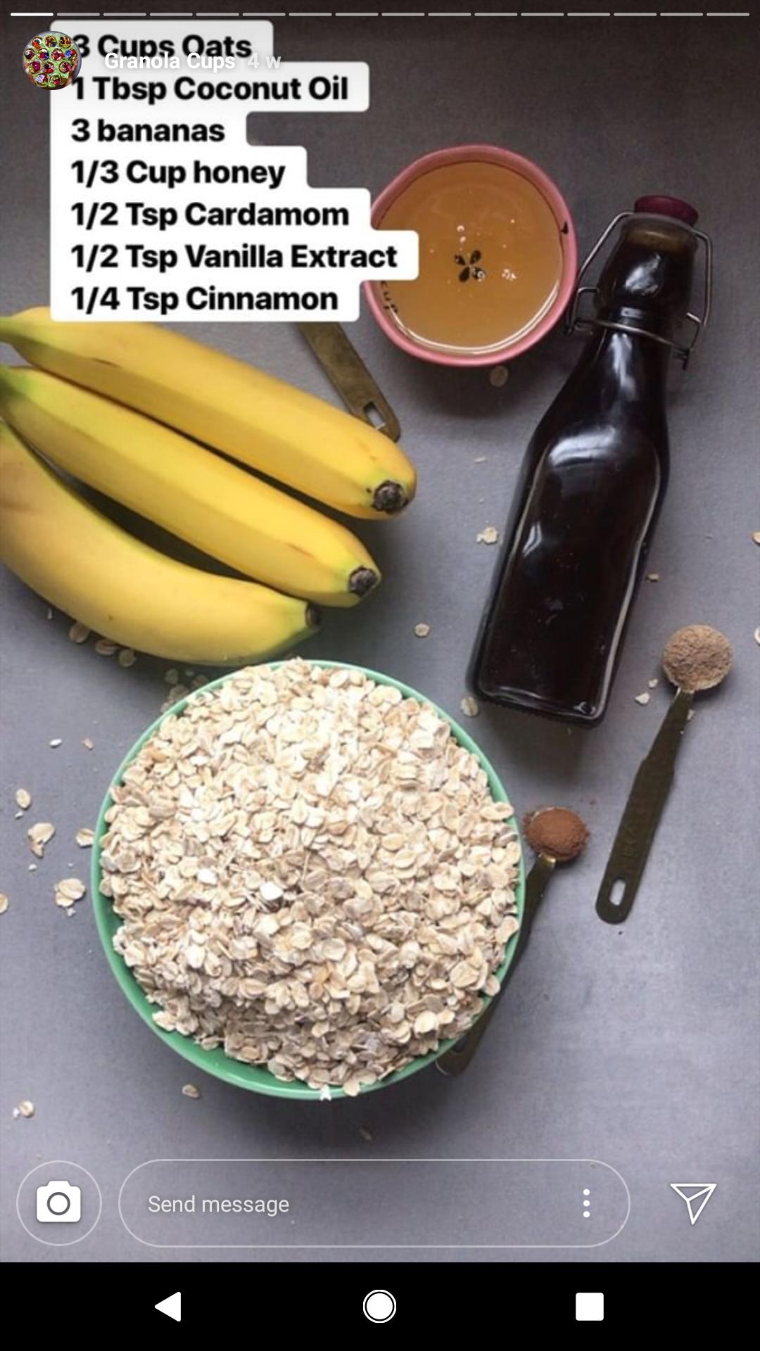Alpha Foodie Instagram Stories