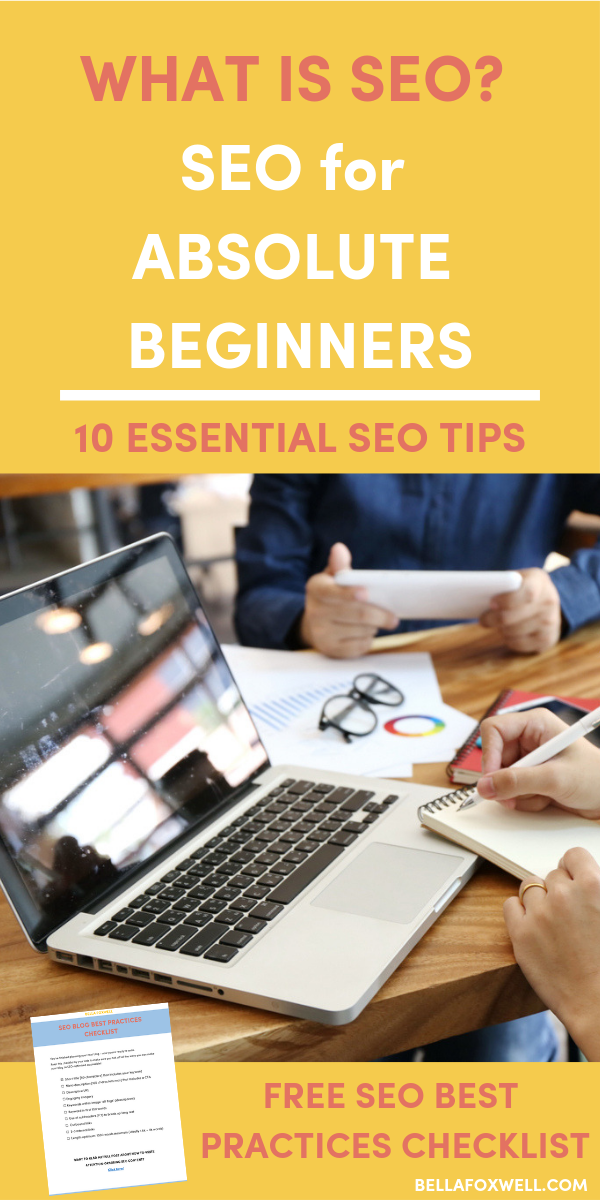 10 SEO Tips to Help You Write the Perfect SEO-Friendly Blog Post in 2019