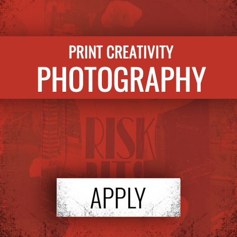 ENTRY FEE: $175   Advertising, Annual Report, Brochure, Calendar, Magazine, People/Portrait, Product