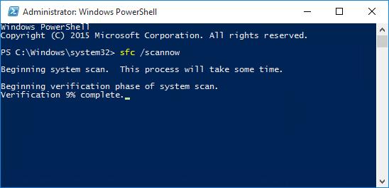 windows 10 schwerwiegender fehler ihr startmenü funktioniert nicht