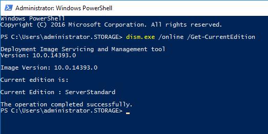 Windows Server 2016 in Windows Server 2016 Datacenter umwandelnBild02.png