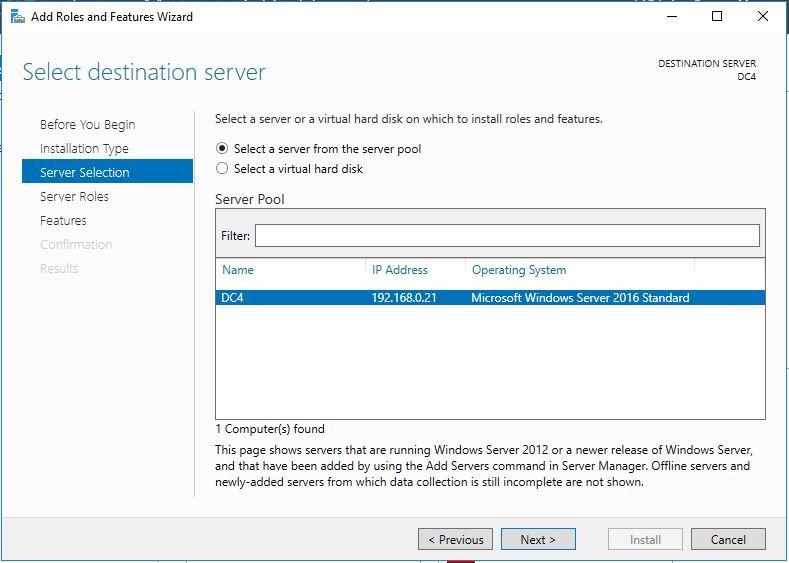 Migration eines Domain Controllers von 2012R2 auf 2016 - Teil 2 Windows Server 2016 4.jpg