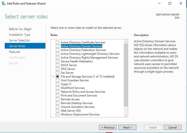 Migration eines Domain Controllers von 2012R2 auf 2016 - Teil 2 Windows Server 2016 5.jpg