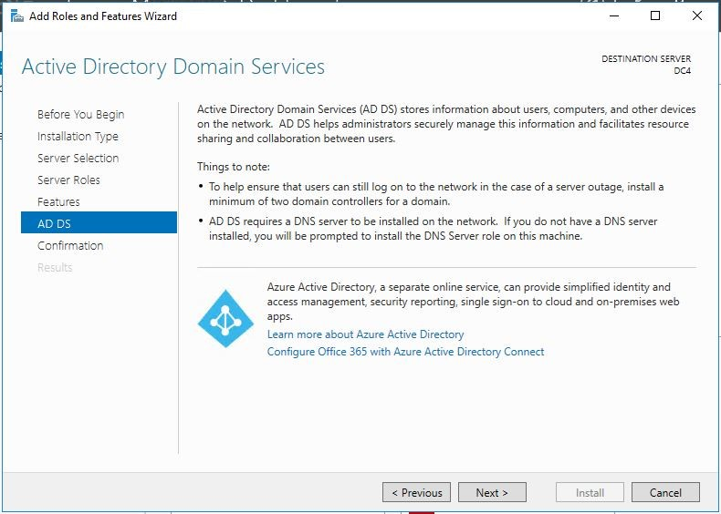 Migration eines Domain Controllers von 2012R2 auf 2016 - Teil 2 Windows Server 2016 9.jpg