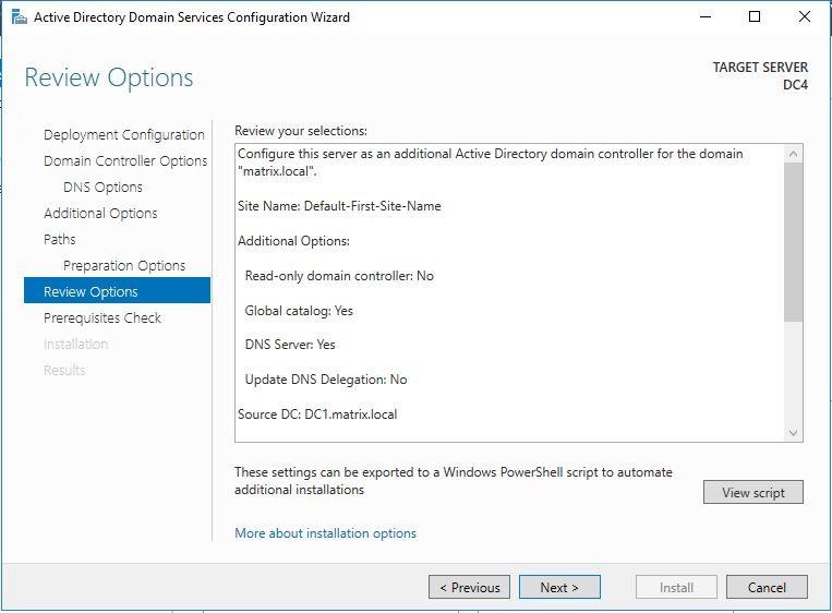 Migration eines Domain Controllers von 2012R2 auf 2016 - Teil 2 Windows Server 2016 17.jpg