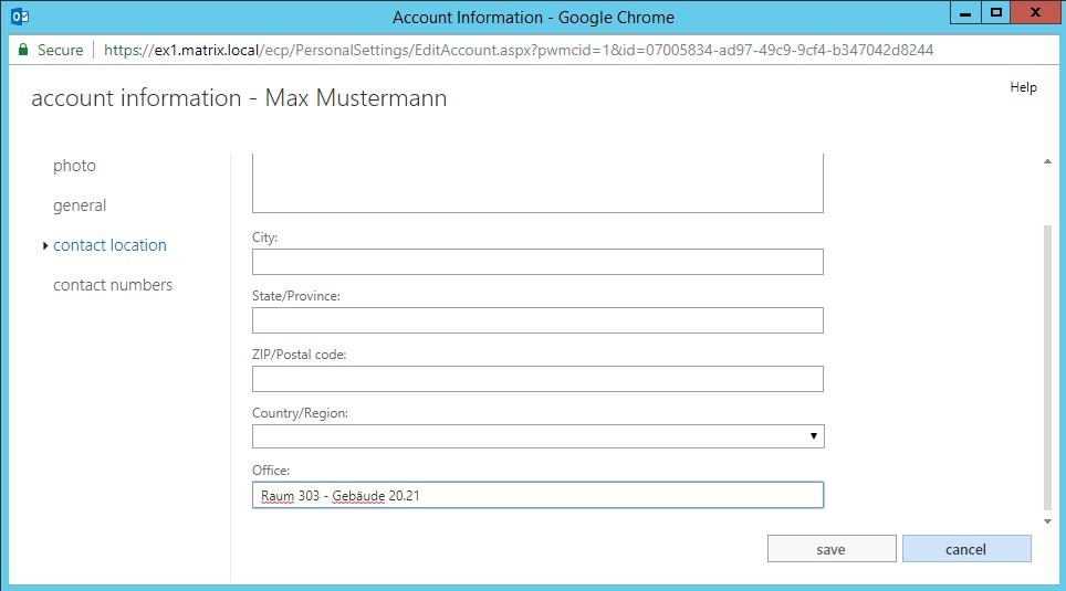 Kontaktinformationen in Exchange 06.jpg