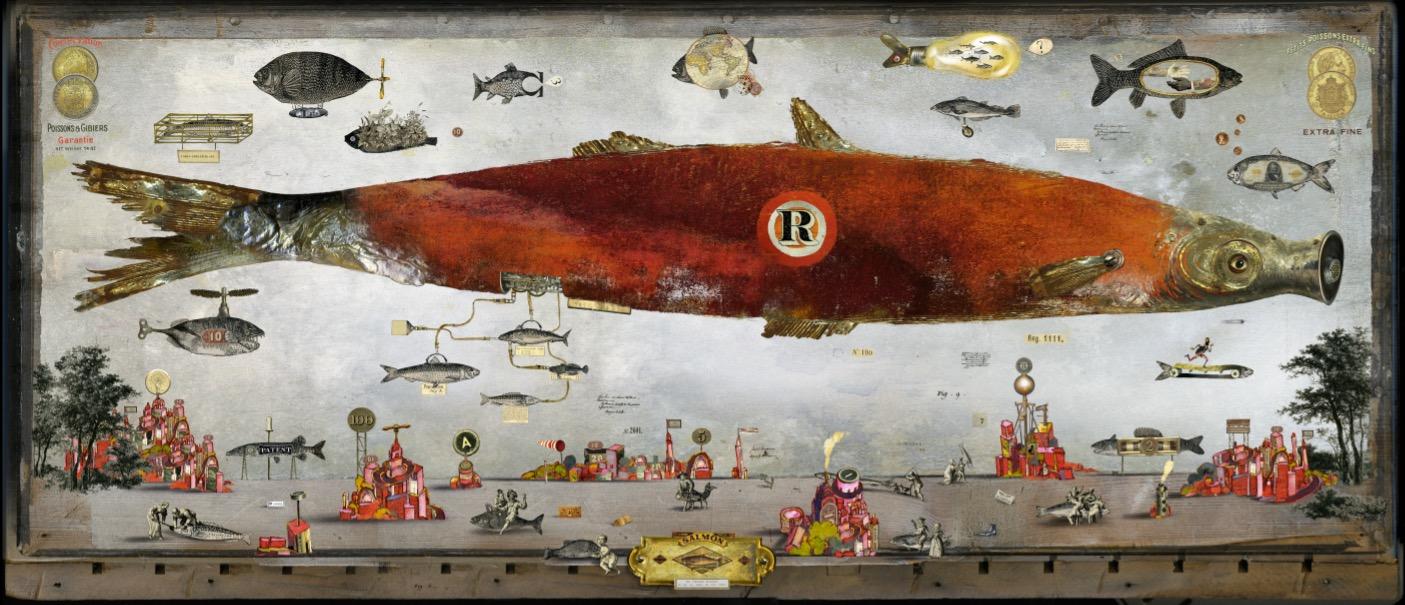 La revanche du poisson rouge