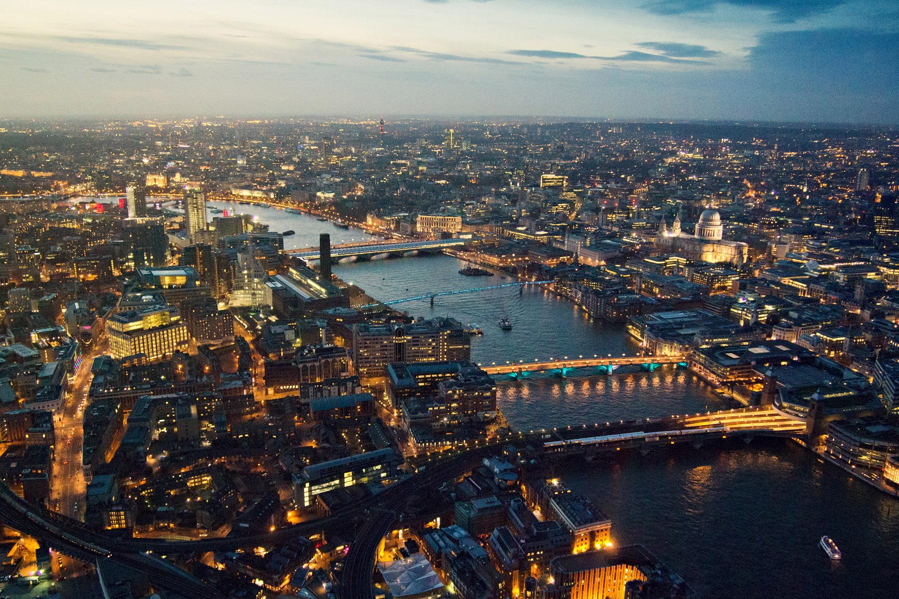 London Skyline, UK