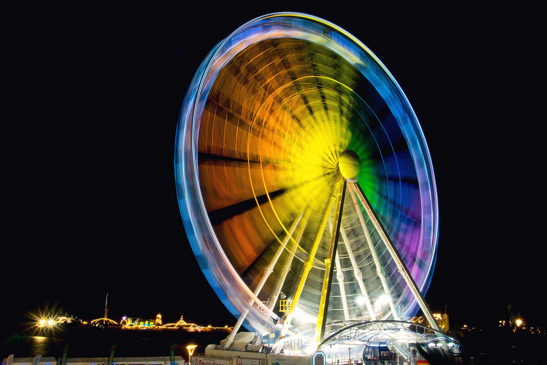 Brighton Wheel, Brighton, East Sussex, England