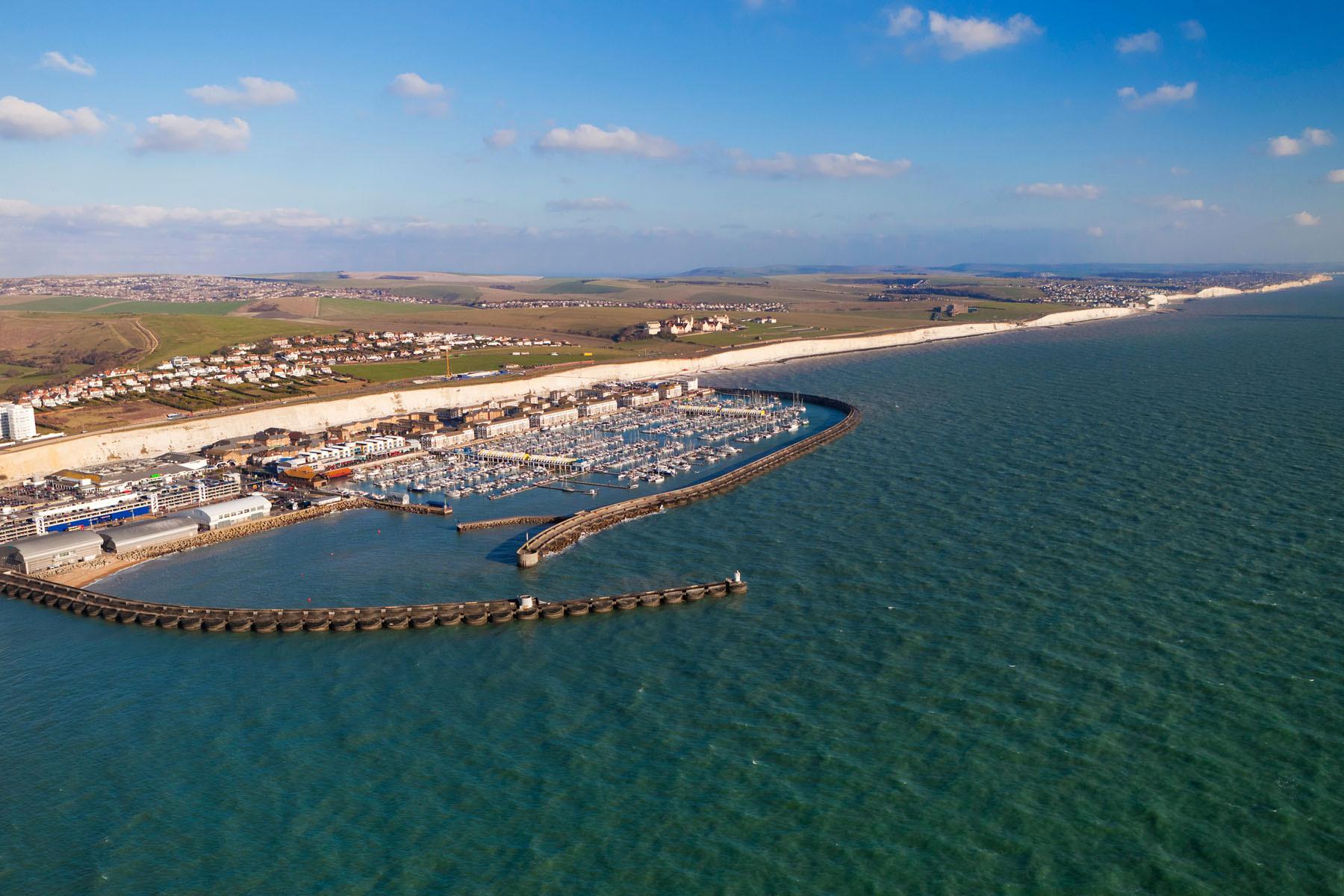 Brighton Marina, Brighton, United Kingdom